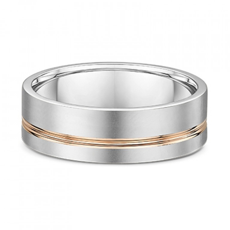Dora Mens Wedding Ring - Dora 2575000